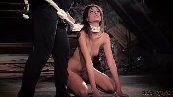 Adult spanking photos Fitness chick bondage in sex dungeon endures kinky bdsm