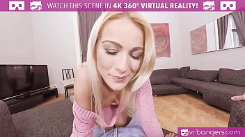 VRBangers.com Cherry Kiss take a big dick in her ass and wet pussy