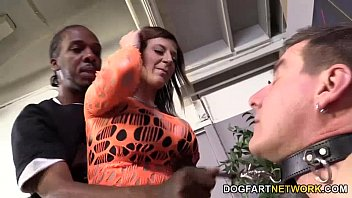 Sara Jay Fucks A Black Cock In Font Of Her Cuck-Boy