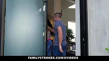 FamilyStrokes - Hot Step-Aunt Seduces Nephew thumbnail