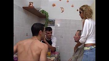 The Strange Italian Orgy After Dinner