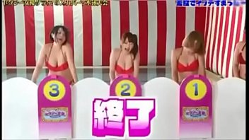 Japan adult game show Japanese game show