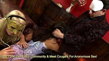 Busty Gemma Massey Has A Steamy Orgy