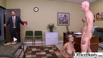 Hardcore Sex In Office With Hot Lovely Busty Girl (cassidy banks) video-11 pornhub video