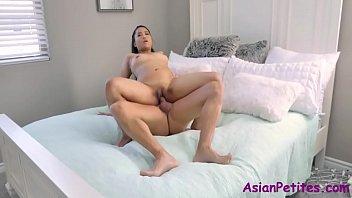 Asian Tiny Teen Fucks Her Dad's Employee- Alona Bloom