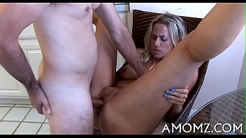 Huge rod for hungry mature