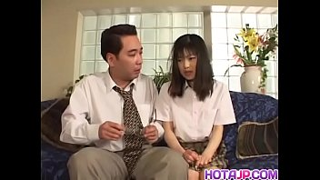 Sweet babe Anna Kuramoto moans as she gets her pussy banged thumbnail
