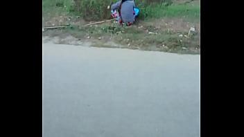 Nepali Aunty Bari Ma Susu Gardai Mugi Dekaudai 2018
