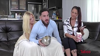 Sibling Rivalry Turns Into Fucking- Nikki Sweet