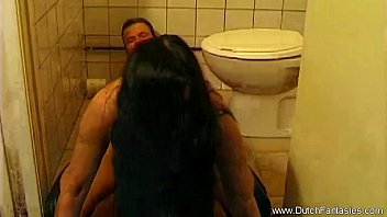 A Sex Session In The Comfort Room