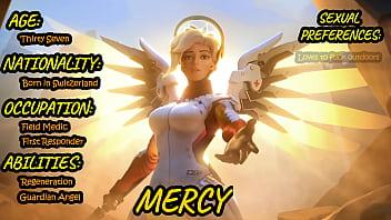 TheNeetKid - Mercy (Overwatch) Loves To Fuck Her Patients: Series 1