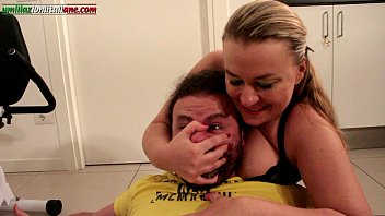 The Carrier Ep1 Part 3 - BBW Hand Smother Slave