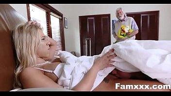 Hot Step Mom Fucks Son Under The cover | Famxxx.com