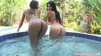 Latina Hot Tub Whores