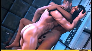 Facial hair transplant side effects - Mass effect - ashley william and shepard romance - compilation