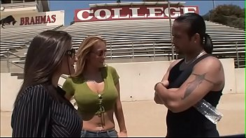 Trina small dick Nasty dick hunters austin kincaid and trina michaels invited college runner to nail their cunts