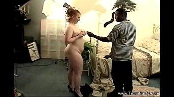 Interracial BBC For Busty BBW MILF
