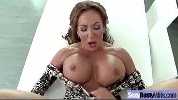 Busty Milf (richelle ryan) Get Hardcore Sex On Camera vid-25