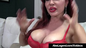 Busty Mature Sexy Vanessa Gets Fucked By Alex Legend! 11 min
