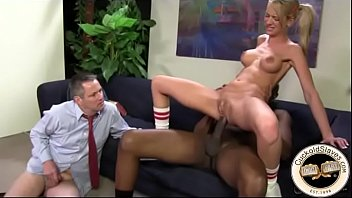 White wives on black dick - Kaylee hilton anally impaled on black monster cock
