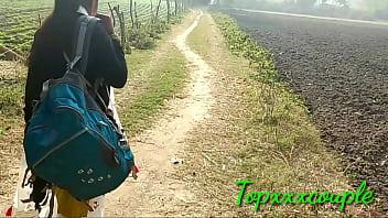 गाँव की देसी गरम छोरी को शहर ले जाकर ताबड़तोड़ चोदा