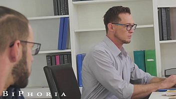 Office Pegging & DAP From Boss & Coworker - BiPhoria