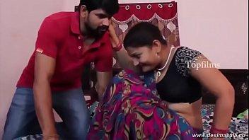 desimasala.co - Sashi aunty boob grab and seductive romance with neighbour thumbnail