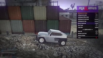 GTA 5 ONLINE PC 1.44 MAXIMUS MENU 7.6 Drop 15 Milh&otilde_es UNLOCK ALL E Trajes (Paid)