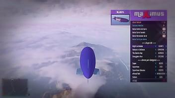 GTA 5 ONLINE PC 1.44 MAXIMUS MENU 7.6 Drop 15 Milhões UNLOCK ALL E Trajes (Paid)