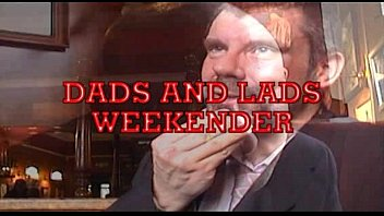 Triga's  Dads and Lads Weekender Trailer