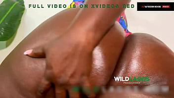 Bad Booty Orisha shows how bad her ass is