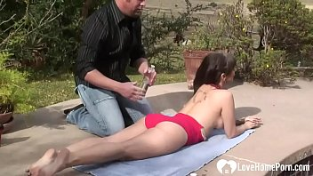Hot slut goes inside for some drilling