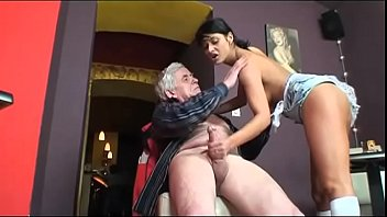 Young Beautiful Student Affair with Old Professor ( celebrity sex )
