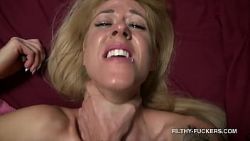 MILF Lux Libson Gets A Hardcore Wakeup By Her Step-Son 10 min
