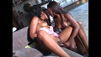 Flicker nude - Young black bean flickers help each other to learn secrets of female body
