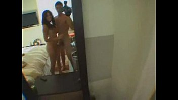 Arabian girlfriend fucking at hotel