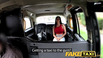 Fake Taxi Hot and Sex in Tight Jeans 12 min