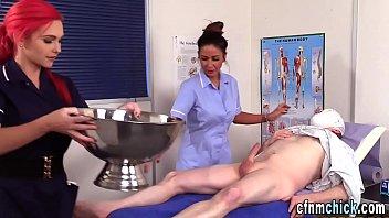 Cfnm Nurses Suck Patient