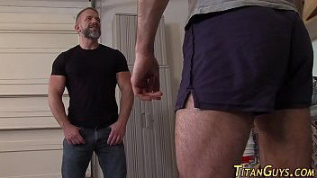 Gay titan side effects Muscly buff bear strokes