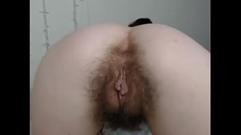 Compilation 1 of Bentover Females, Hairy Pussies