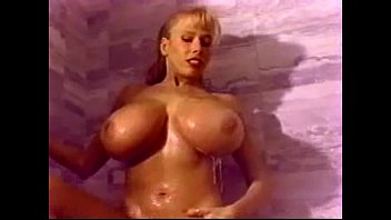 April dowling nude April chest bubble bath