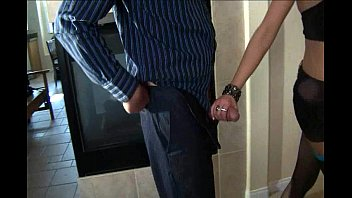 FUCKING ON TOP OF HUMILIATED HUBBY thumbnail