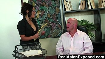 You porn secretary real - Realasianexposed - jessica bangkok is the best secretary ever