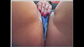 Big Latina juicy pussy