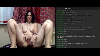 Overhead is testing a new milf on a stripchat ... The bitch has not enough experience yet, but the whore has abilities ... ))