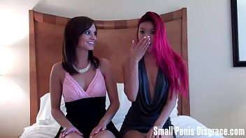 You Cock Is Way Too Small For Us SPH