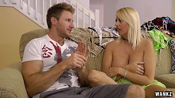 Hunter jorden dallas escort Wankz- cougar stepmom testing the next generation