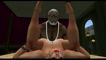 Cartoon animation sex - Old man mandingo