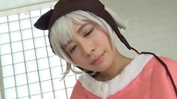 人気秋○原のメイド喫茶で働いていた千野くるみちゃんのお得意コスプレで泡姫になっちゃった! 2