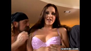 Lauren phoenix sex - Lauren phoenix gorgeous brunettte enjoys hot dp